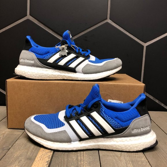 Adidas Ultraboost 1.0 S&L Blue Grey Size 9/9.5